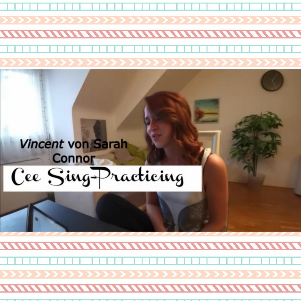 "[Cover] ""Vincent"" von Sarah Connor"